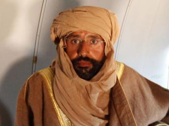 Seif al-Islam, seul membre de la famille Kadhafi aux mains de la justice