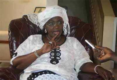 Aminata Tall garde l'espoir que Me Wade ''se mettra hors-course''