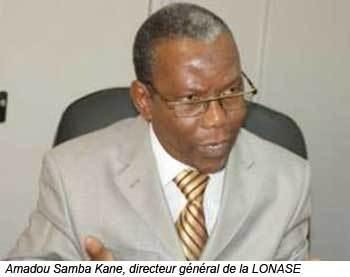 La LONASE s'emploie à satisfaire les revendications de ses commissionnaires (DG)