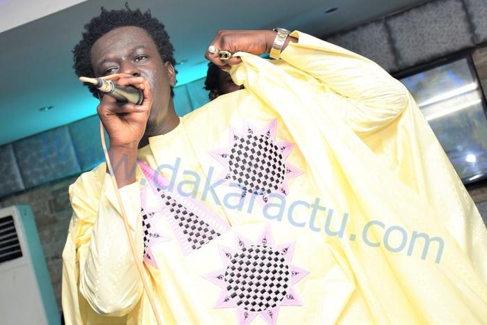 les images de la Soirée Special Ndeweneul de Tarba Mbaye au Pentola