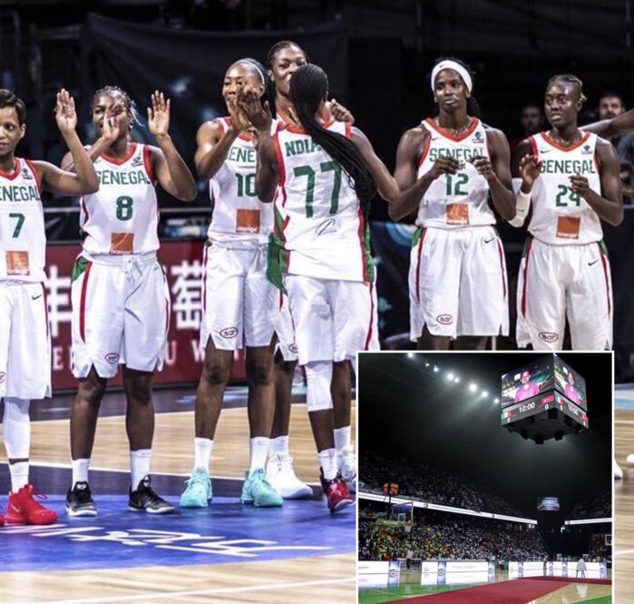 (Officiel) - Le Sénégal abritera l'Afrobasket Féminin du 09 au 18 Août 2019