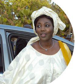 Aminata Tall à propos d'Abdoulaye Wade: «Je n'aime pas les gens qui ne tiennent pas parole.»