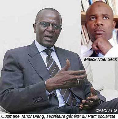 Transfèrement de Malick Noël Seck : le PS va attaquer la décision devant le Conseil d'Etat