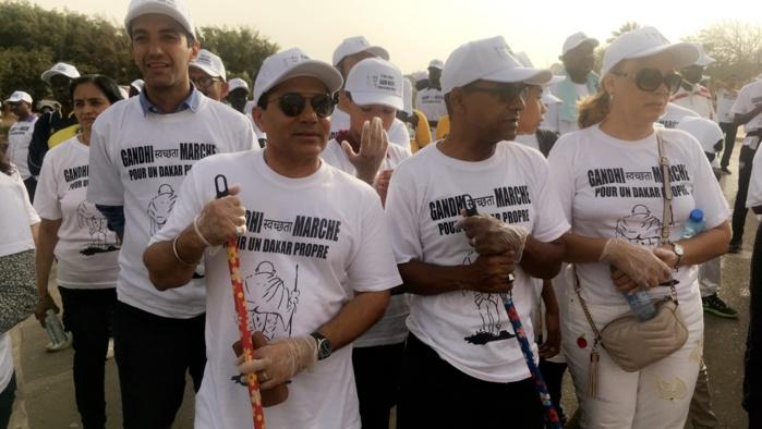 """Marche de Ghandi : Le cinquantenaire marqué sous le signe de """"Un Dakar propre''"""
