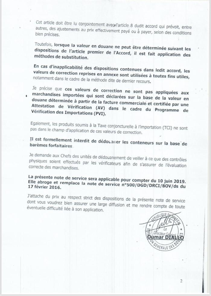 Économie : Hausse des tarifs douaniers, le Port de Dakar vers des perturbations, les activités des transitaires menacées.