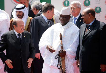 Yahya Jammeh, guérisseur peut-être, dictateur sûrement