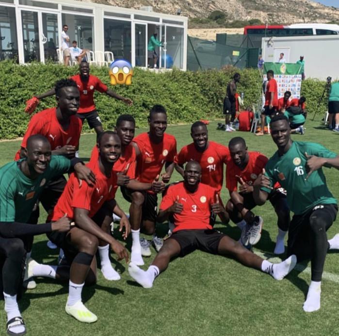 Préparation CAN 2019 : Le Sénégal joue contre le Real Murcie ce mardi à huis clos