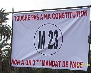 Contre un troisième mandat du président sortant : Le M23 prêt au sacrifice suprême