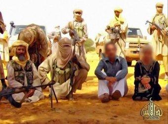 Mali: deux Français enlevés dans le nord