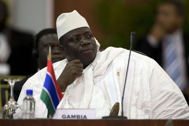 Présidentielle en Gambie: Yahya Jammeh assuré d'être réélu