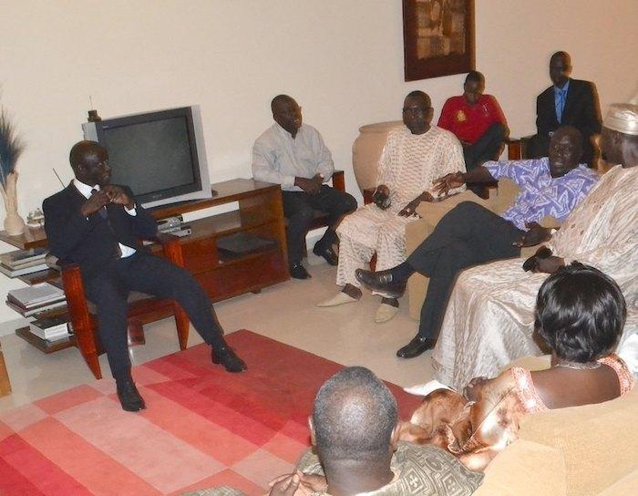 Landing Savané et Idrissa Seck sur le point de former une coalition.