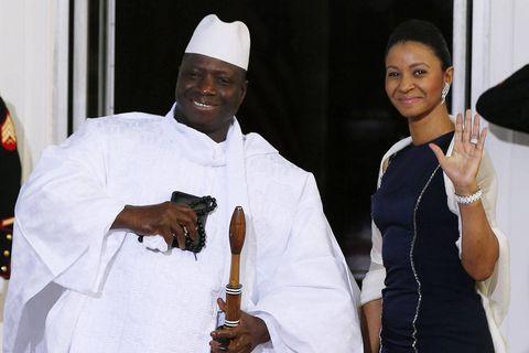 GAMBIE : Tous les biens de Yahya Jammeh saisis...