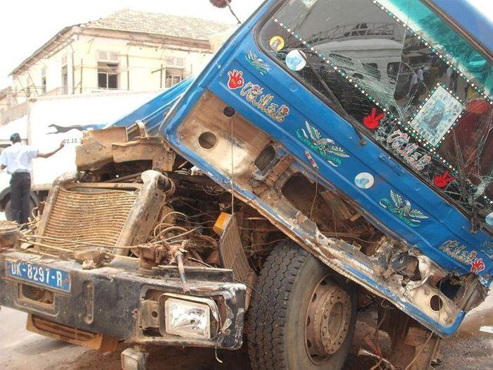 SENOBA : Un accident de la route fait 3 morts (AUDIO)
