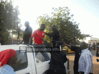 Tambacounda : Nouvelle arrestation après une marche du mouvement « Tamba va mal »