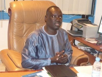 Serigne Aramine Mbacké nommé envoyé spécial de l'IIMSAM au Sénégal et en Afrique de l'Ouest