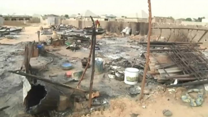 Dans le centre du Mali : deux autres village dogons attaqués.
