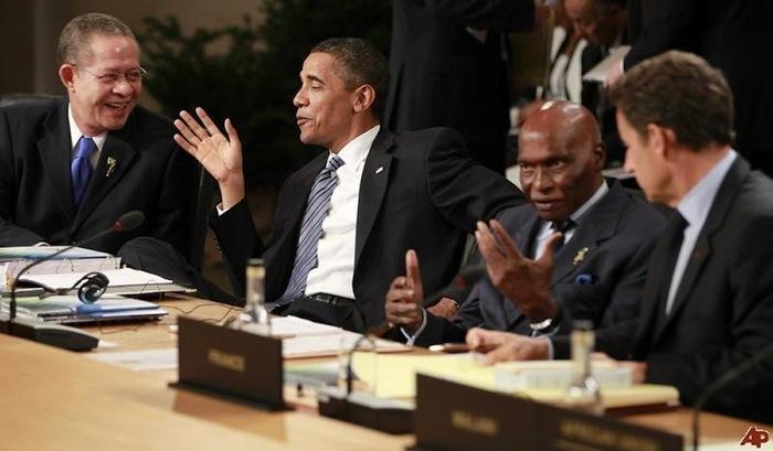 Un homme d'affaires sénégalais organise un rendez-vous pour Wade chez  Obama.