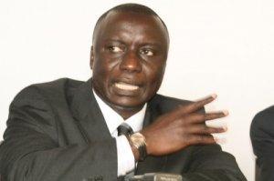 Election présidentielle de 2012 : Idy dévoile les grandes lignes de son projet.
