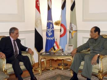Mohamed al-Baradei veut prendre les rênes d'un gouvernement de salut national
