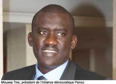 Moussa Tine  veut un corridor sécuritaire international pour les 5 sages (AUDIO)