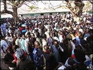 Marche du M23 à Tamba sous haute surveillance policière  (AUDIO )