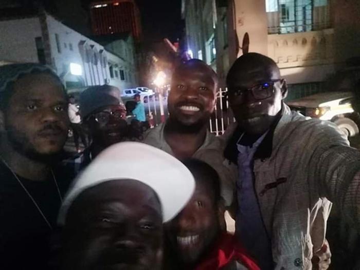Manifestation « AAR LI NU BOOK » : Aliou Sané « Y en marre », Thiat, Maï Bousso et Cie finalement libérés