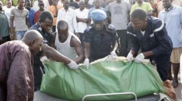 Kaffrine : Un homme retrouvé mort en pleine brousse.