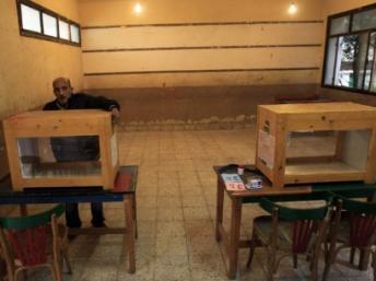 Ouverture des bureaux de vote en Egypte pour les premières élections législatives post-Moubarak