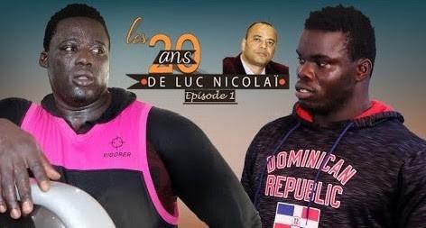 20 ans de LUC NICOLAÏ : Gris 2 et Reug Reug, ce soir à l'Arène Nationale