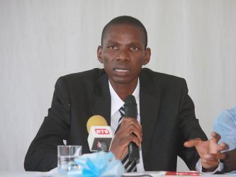 Le candidat à la présidentielle, Mansour Ndiaye, victime d'un accident sur la nationale 2 (AUDIO)