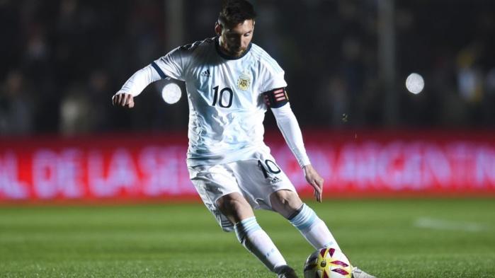 Copa America : L'Argentine et Messi battus (2-0) par la Colombie