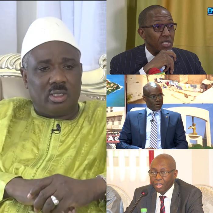 Affaire Petrotim : Les révélations de Farba Ngom sur Abdoul Mbaye, Mamadou Lamine Diallo, Ousmane Sonko et Thierno Alassane Sall