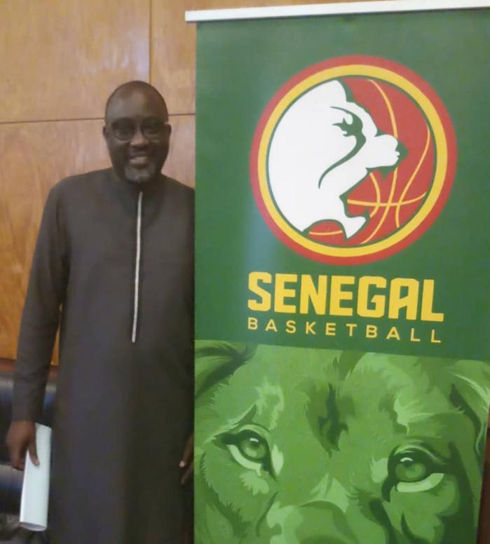 Fédération Sénégalaise de Basket-ball : Maodo Malick Mbaye devient membre.