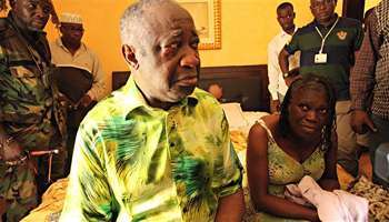 """Côte d'Ivoire : Gbagbo auditionné par la justice pour les """"crimes économiques"""""""