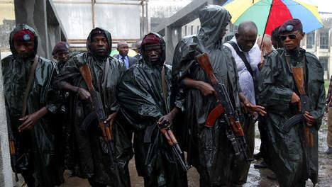 Violences meurtrières lors des élections congolaises