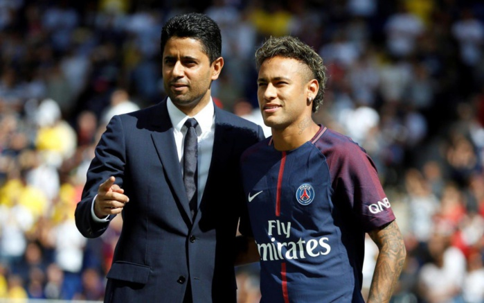 PSG : Neymar, la piqûre de rappel d'Al-Khelaïfi