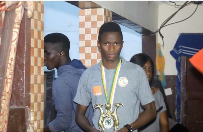 L'international sénégalais des U20, Moussa Ndiaye classé parmi les 10 talents à suivre