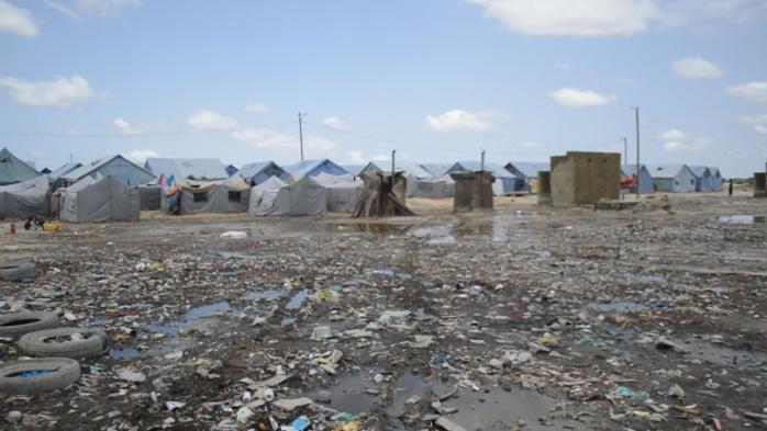 Hivernage : Première véritable pluie à Kolda