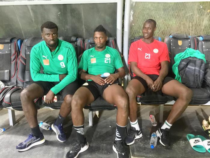 Premier entraînement au Caire : Niang, Gassama et le gardien Alfred Gomis ménagés, Sadio Mané réintègre le groupe.