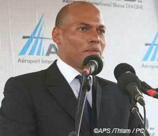 Karim Wade annonce l'érection d'une ville aéroportuaire à côté de l'AIBD