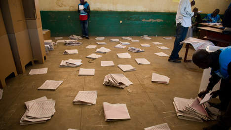 Pas question d'invalider les élections en RDC