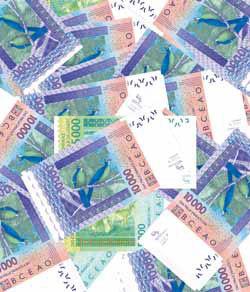Menaces de dévaluation du CFA  (Mamadou Ndiaye Serigne Bada  )