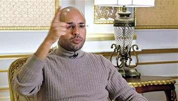 """Libye : """"inoffensif"""", Seif el-Islam restera à Zenten jusqu'à son procès"""