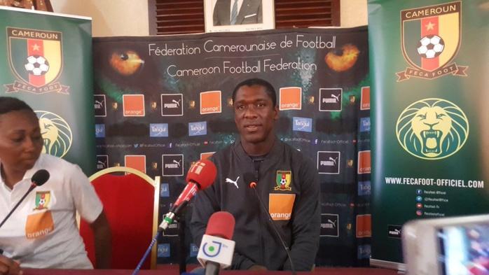 Clarence Seedorf, entraîneur Cameroun : « Nous allons à la CAN pour la gagner »