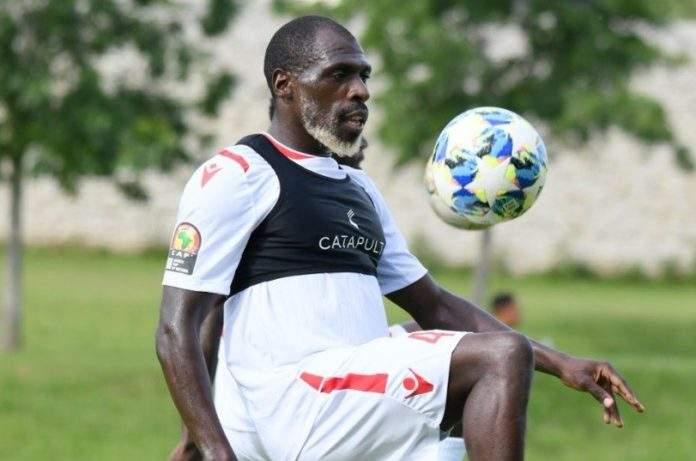 CAN 2019 : 26 ans et barbe blanche, le défenseur Kenyan fait le Buzz !