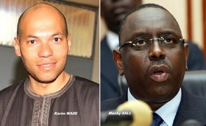 Macky Sall et Karim Wade vont-ils vers un rapprochement ?