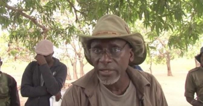 Réunion populaire : Salif Sadio aurait demandé à ses émissaires de rebrousser chemin.
