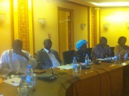 Conférence d'APPEL sur les germes et conséquences de la violence électorale. (DIRECT)