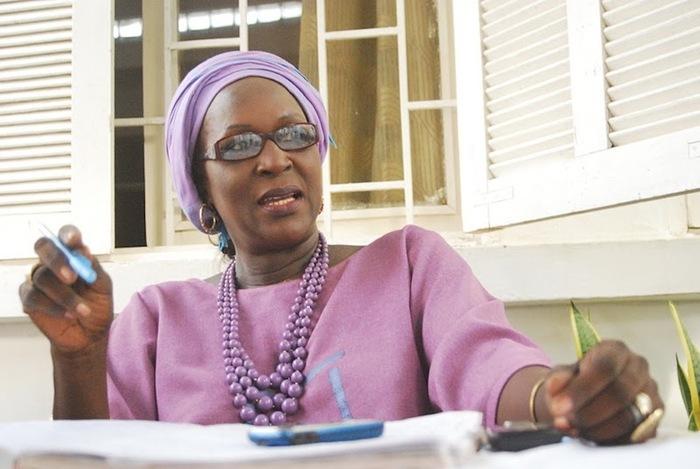 Pourquoi le pouvoir retient-il le récépissé d'Amsatou Sow Sidibé ?