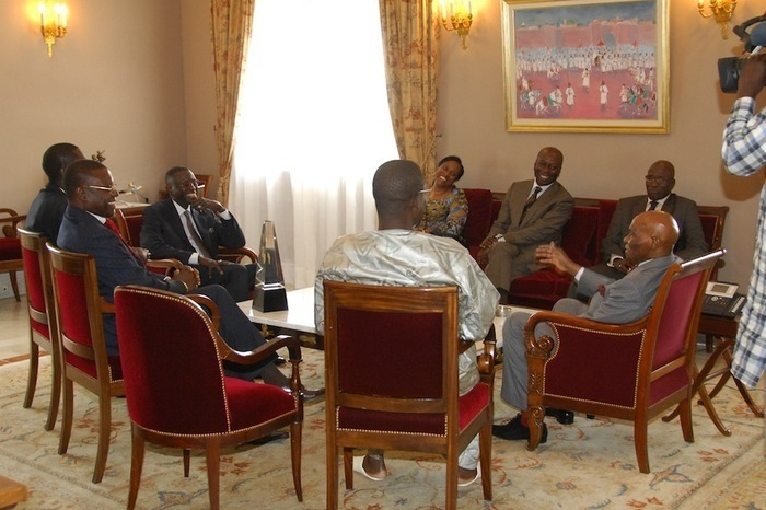 Exclusif! Qu'a dit Abdoulaye Wade au Groupe des six (G6)?